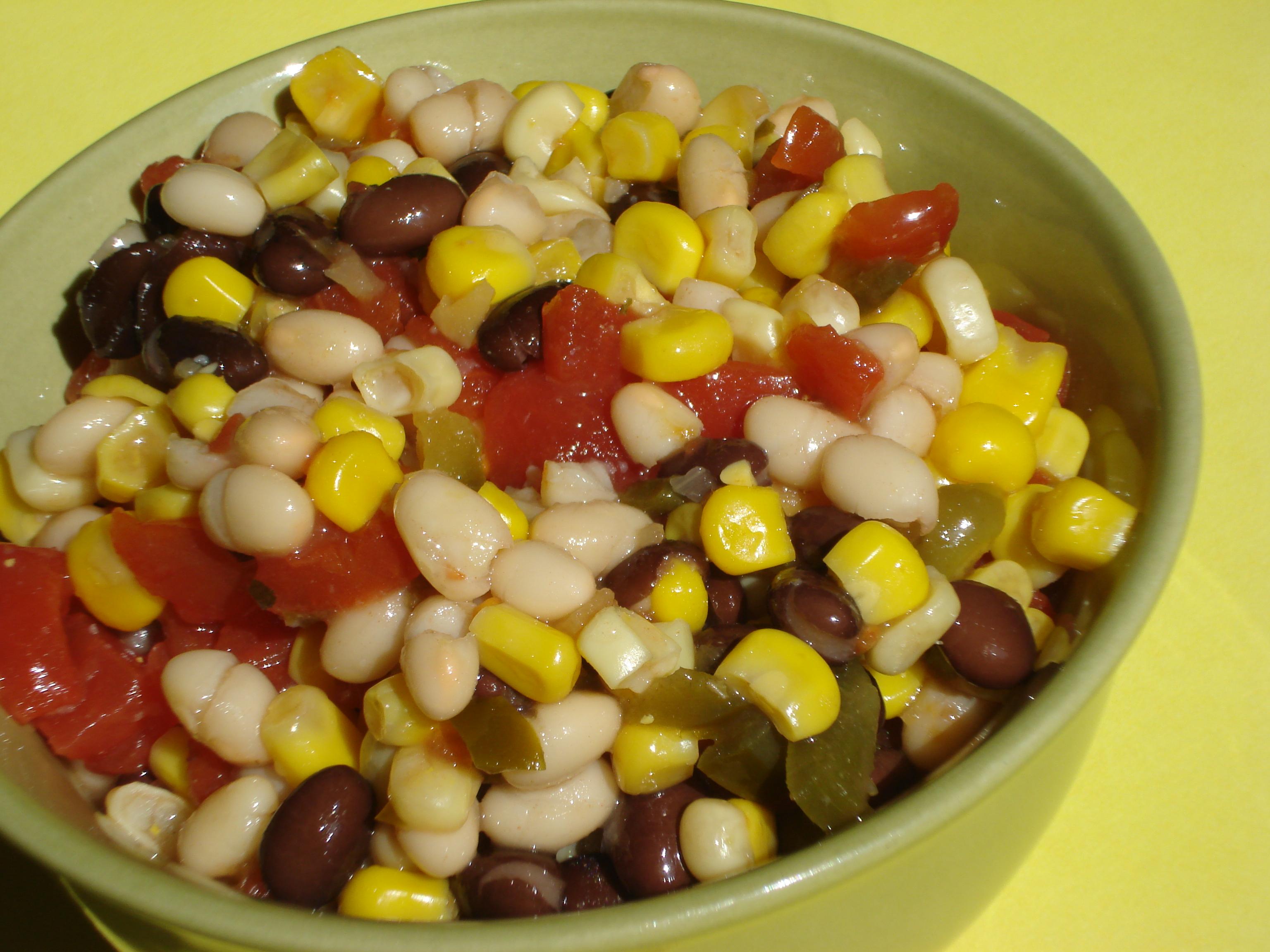 Black Bean & Corn Salsa | Ruby Reduction