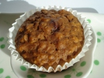 Molasses Oatmeal Chocolate Chip Muffin