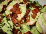 Spicy Chicken Avocado Salad