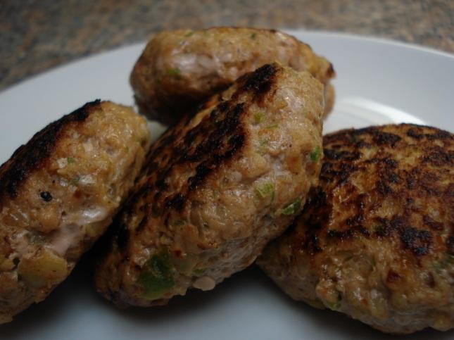 Jalapeño Breakfast Sausage