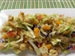 Peanut Ginger Quinoa Salad